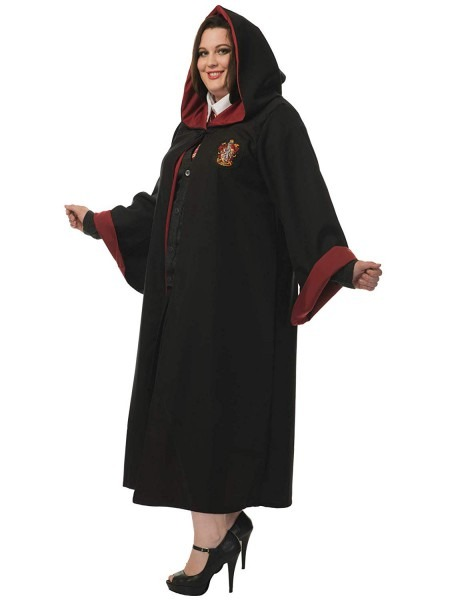 Amazon Com  Charades Harry Potter Hermoine Ladies Plus Size