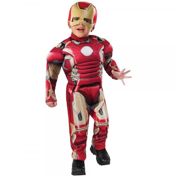 Amazon Com  Iron Man Toddler Costume