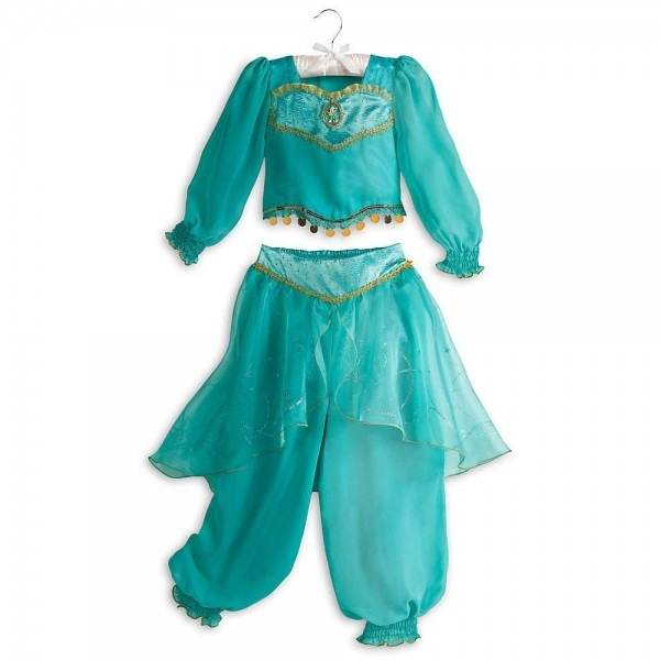 Amazon Com  Disney Store Jasmine Aladdin Halloween Costume  Clothing