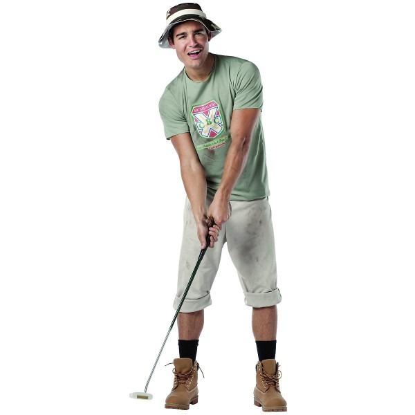 Rasta Imposta 4683ri Mens Caddyshack Carl Spackler Costume  Amazon