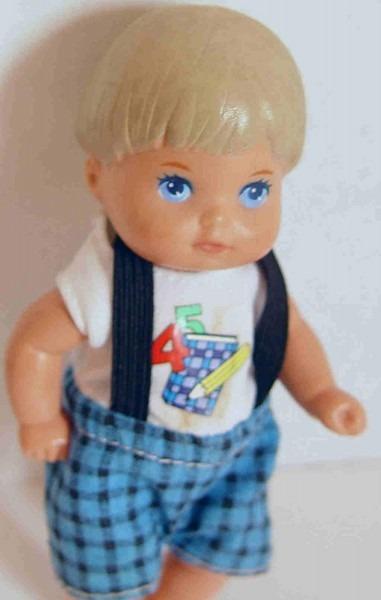Amazon Com  Vintage 1976 Happy Heart Family Toddler Boy Doll 4 5