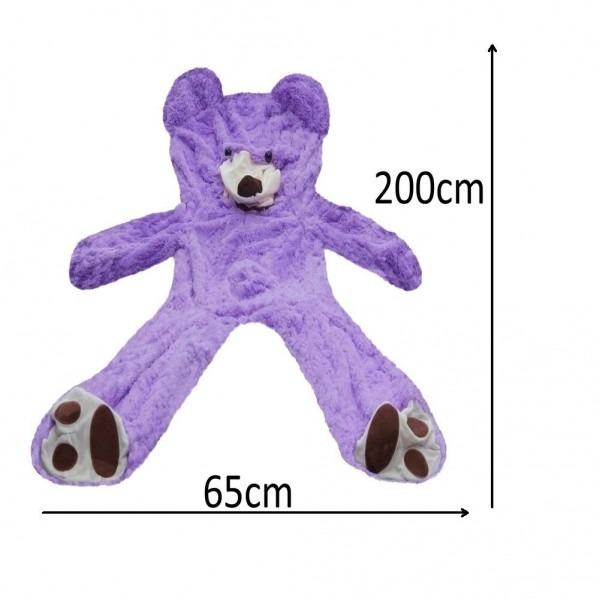 Amazon Com  6 5 Feet Huge Giant Teddy Bear Cover, Big Bear Costume