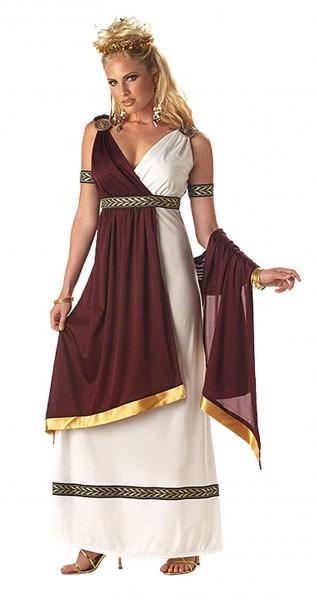 Amazon Com  California Costumes Women's Roman Empress Costume