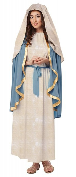 Amazon Com  California Costumes Women's The Virgin Mary Adult