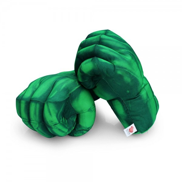 Amazon Com  The Hulk Smash Hands Fists Big Soft Plush Gloves Pair
