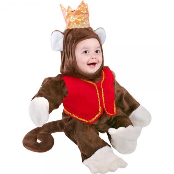 Amazon Com  Infant Circus Monkey Baby Halloween Costume (18