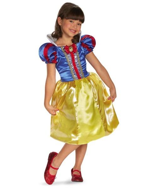 Snow White Sparkle Kids Costume