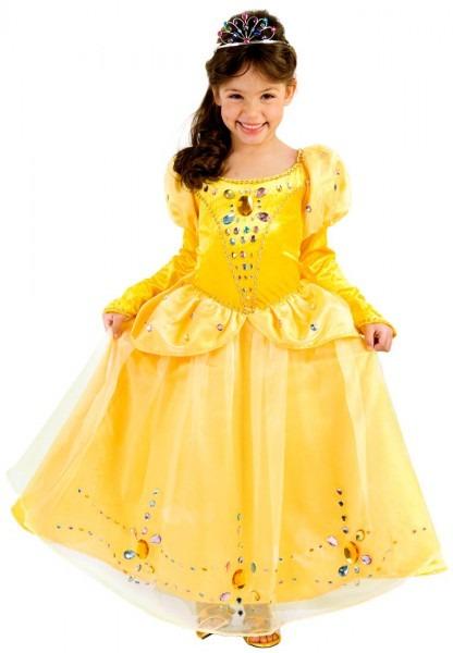 Jeweled Belle Princess Costume