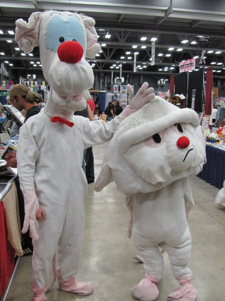 Pinky And The Brain Costume