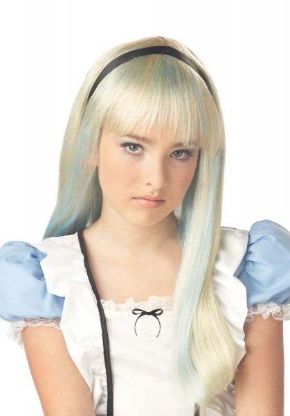Alice In Wonderland Wig, Child