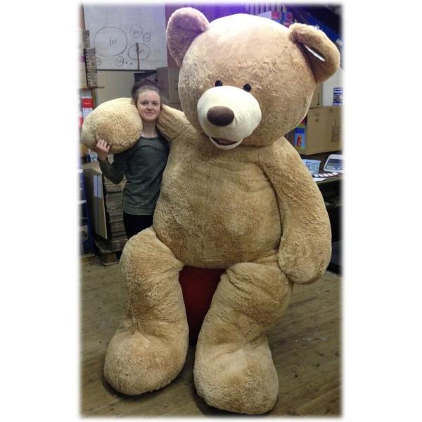 Amazon Com  Hugfun Huge Jumbo 93  Teddy Bear 8 Foot Stuffed Plush