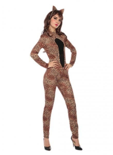 Amazon Com  Leopard Costume Women