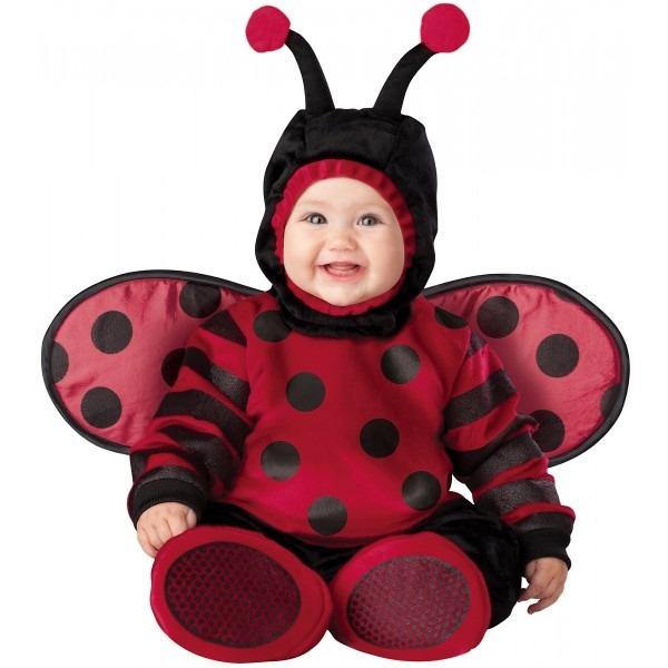 Amazon Com  Itty Bitty Lady Bug Baby Infant Costume