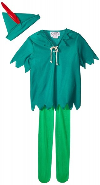 Amazon Com  Charades Peter Pan Children's Costume, Toddler  Toys