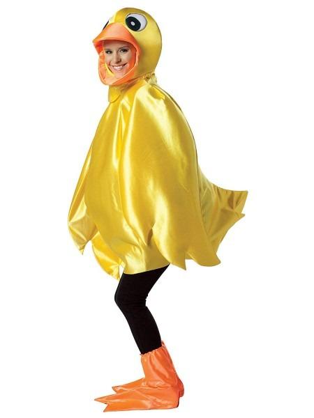 Amazon Com  Rasta Imposta Ducky Adult, Yellow, One Size  Clothing
