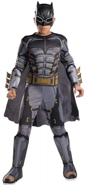 Amazon Com  Rubie's Costume Boys Justice League Deluxe Tactical
