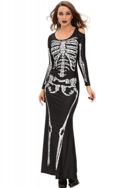 Spirit Halloween Costumes For Women – Sexy Skeleton Costume