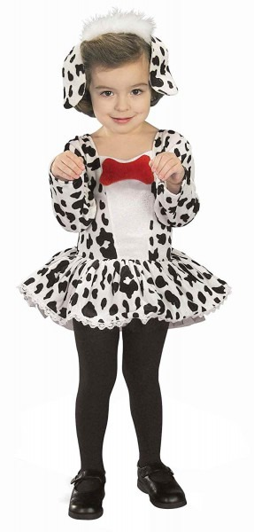 Amazon Com  Forum Novelties Baby Girls Dalmatian Costume Toddler