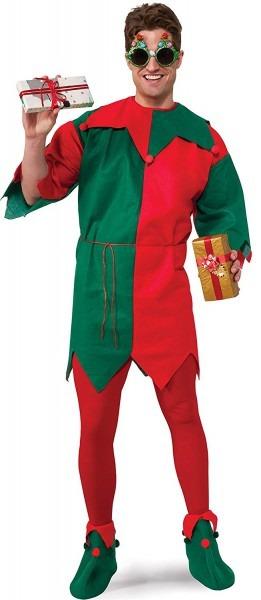 Amazon Com  Rubie's Costume Men's Economy Elf Tunic  Clothing