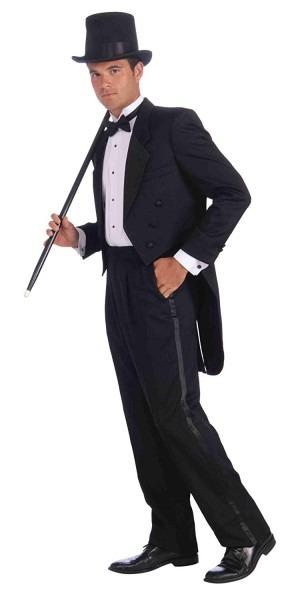 Amazon Com  Forum Novelties Men's Plus Size Vint Hollywood Tuxedo