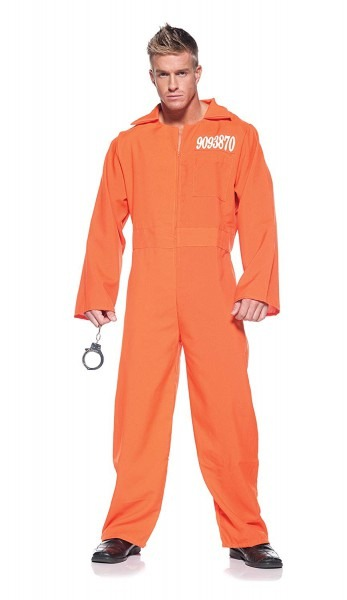 Amazon Com  Men's Prisoner Costume