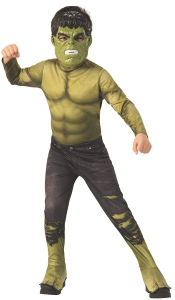 Amazon Com  Rubie's Marvel Avengers  Infinity War Hulk Child's