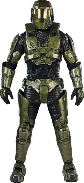 Rubie's Official Master Chief Collector's Costume Fancy Dress