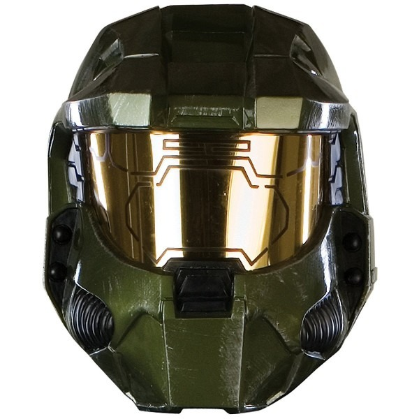 Amazon Com  Deluxe Halo 3 Master Chief Helmet Costume Accessory