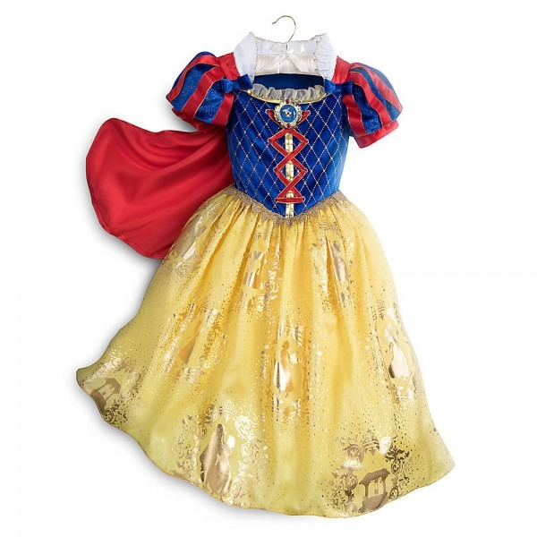 Amazon Com  Disney Snow White Costume For Kids Size 5 6  Clothing