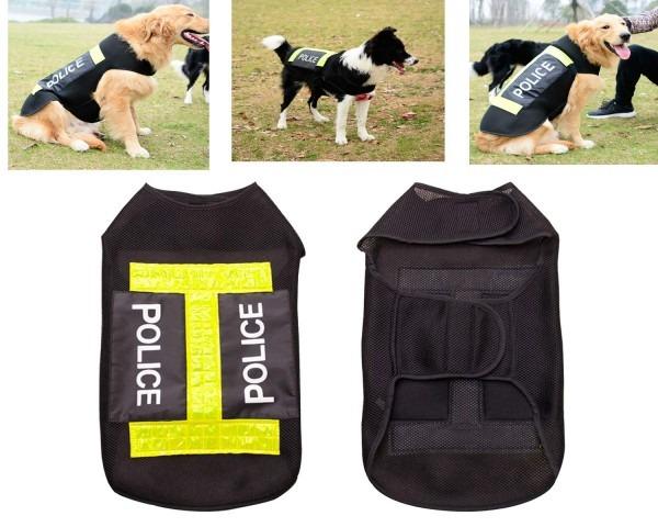 Amazon Com   Guard Dog Vest Police Costume Training Pants Jacket