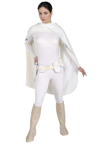 Amazon Com  Adult Deluxe Padme Amidala Costume  Clothing