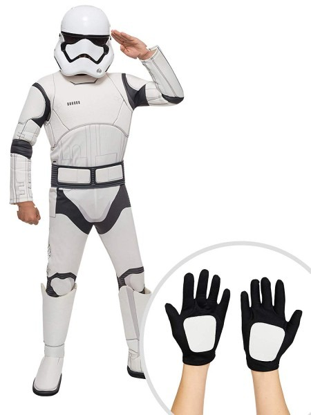 Amazon Com  Star Wars Stormtrooper Costume Kit Kids Xs Toddler 2t