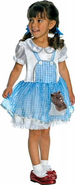 Amazon Com  Wizard Of Oz Costume, Dorothy Costume, 1