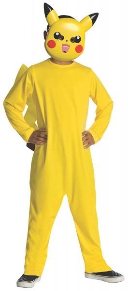 Amazon Com  Pokemon Child's Pikachu Costume