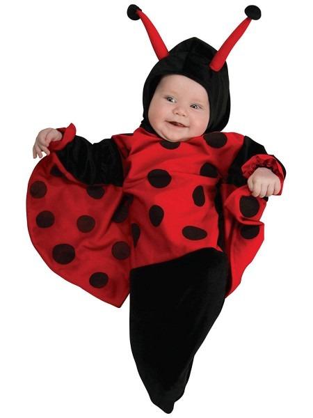 Amazon Com  Ladybug Bunting Baby Infant Costume