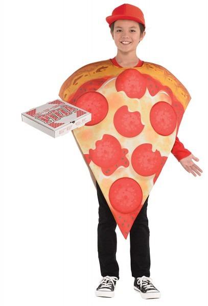 Amazon Com  Amscan Child Pizza Costume  Toys & Games