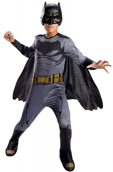 Amazon Com  Rubie's Justice League Child's Batman Costume, Small