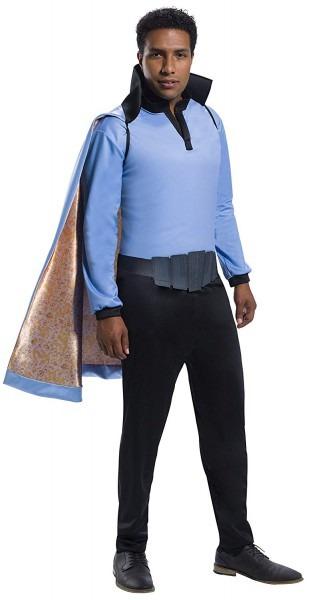 Amazon Com  Rubie's Costume Star Wars Adult Lando Calrissian