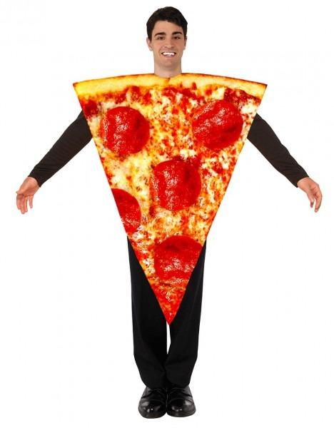 Adult Pepperoni Pizza Restaurant Funny Food Mascot Unisex