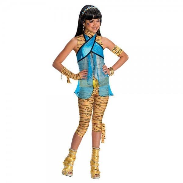 Rubie's Costumes Monster High Cleo De Nile Costume, Infant Unisex