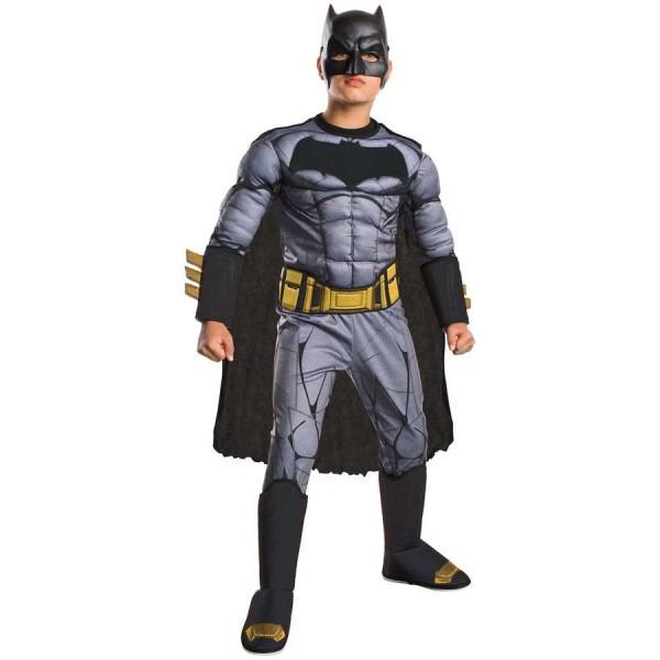 Batman Vs Superman  Dawn Of Justice Deluxe Batman Child Halloween