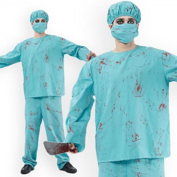 Couples Idea  Mens Ladies Surgeon Doctor Nurse Halloween Costume