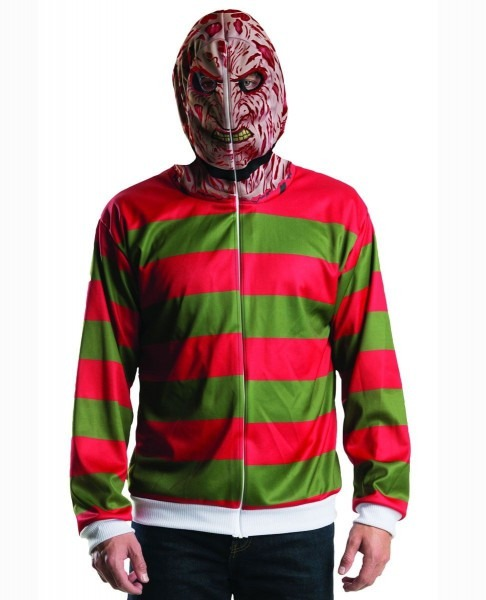 Freddy Krueger Men's Halloween Costume Jumper