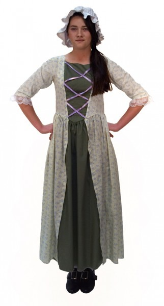 Girls Mary Katherine Goddard Costume