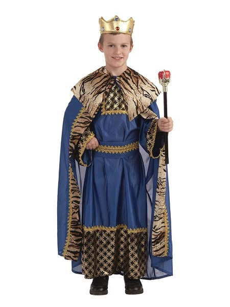 Amazon Com  Biblical King Of The Kingdom Child Costume Size 8