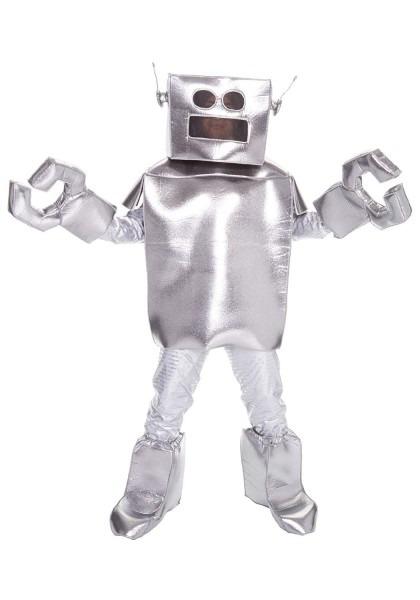 Amazon Com  Adult Robot Costume  Clothing