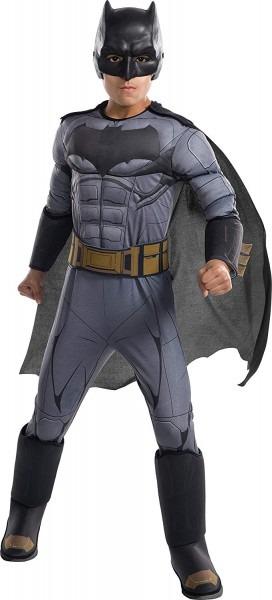 Amazon Com  Rubie's Costume Boys Justice League Deluxe Batman