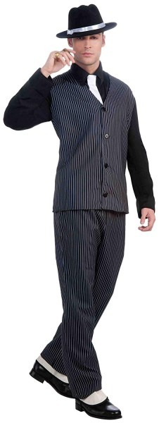 1920s Men's Costumes  Gatsby, Gangster, Peaky Blinders, Mobster, Mafia