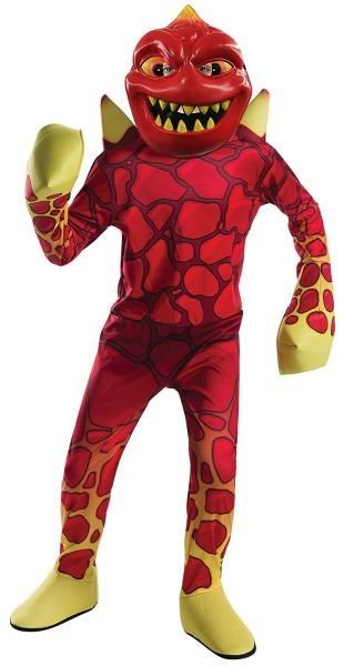 Amazon Com  Rubie's Skylanders Academy Child's Eruptor Costume