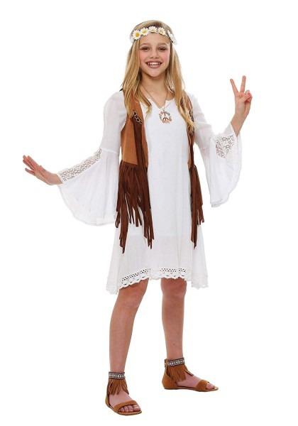Amazon Com  Girls Flower Child Costume Small (6)  Clothing